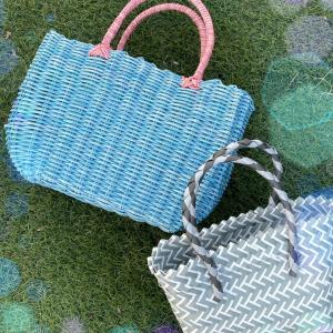 雑貨屋PlusHeart ・春にイチオシな可愛いカゴバッグ