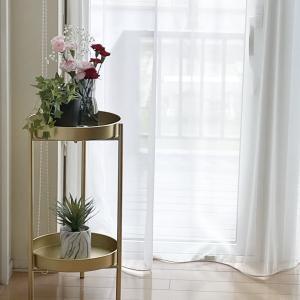 お花や観葉植物がワンランクアップするフラワースタンド