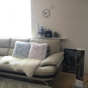 無印良品の「壁に付けられる家具シリーズ」でクリスマスインテリアを作る