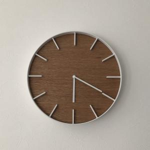 我が家のこだわりの掛け時計たち
