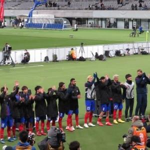 2020.2.18 ACLグループステージ第2戦 FC東京 1-0 パース・グローリー~リフレクションではなさそう~