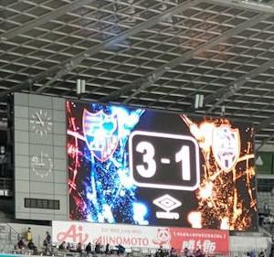 2020.10.14 J1第22節 FC東京 3-1 清水~試合中の微調整~
