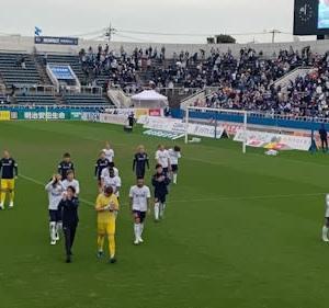 【速報】2020.10.18 J1第23節 横浜FC 1-0 FC東京