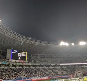 【速報】2020.10.28 J1第30節 FC東京 1-3 柏