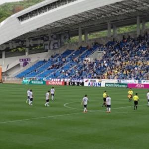 2021.4.17 J1第10節 福岡 1-0 FC東京~よく1-0で済んだ~