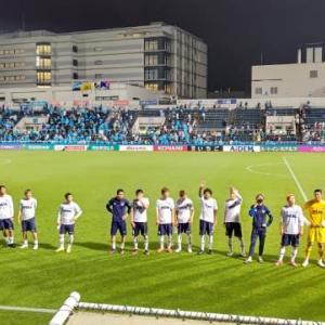 【速報】2021.6.19 J1第18節 横浜FC 0-1 FC東京