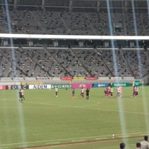 2021.9.22 J1第32節 FC東京 1-1 名古屋~あと何試合継続される?~