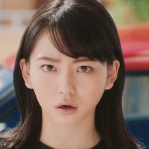 【キャプチャ14枚】 山田杏奈  スズキ スイフト 「ドライブ父娘」篇 TVCM