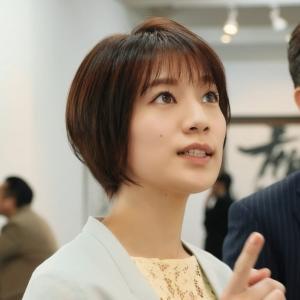 【キャプチャ21枚】 佐藤美希  アコム「書道展」篇 TVCM
