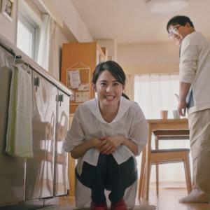 【キャプチャ8枚】 白石糸  レック バルサン Gキャップ「さりげなく優しいタケちゃん」篇 TVCM