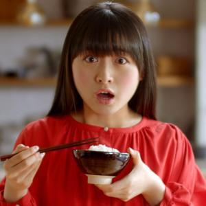 【キャプチャ16枚】 其原有沙  アイリスオーヤマ 低温製法米のおいしいごはん「どうして」篇 TVCM