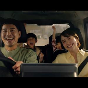 【キャプチャ19枚】 豊田エリー  日産 ルークス「Family Drive」篇 TVCM