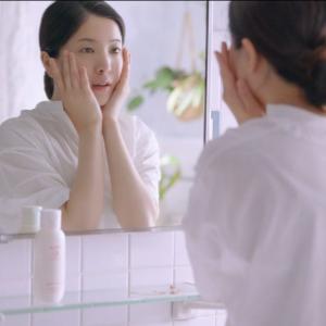 【キャプチャ9枚】 吉高由里子  資生堂 純白専科 「気づく私」篇TVCM