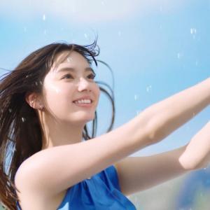 【キャプチャ12枚】 新川優愛  コーセー ファシオ「夏の神カール」篇TVCM