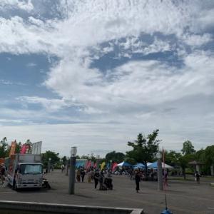 日本大道芸フェスティバル2020 初日