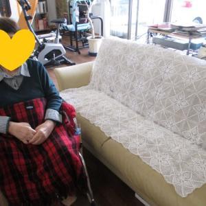 麻雀&いも&レース編み