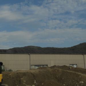 ジャージー工場跡地。