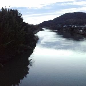 倉敷川と明石山200618|雨の彦崎特集001