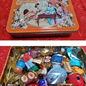Caffarel の 12周年、チョコレートBOX