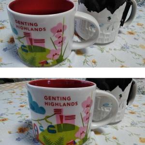 海外スタバのマグカップ (^^♪