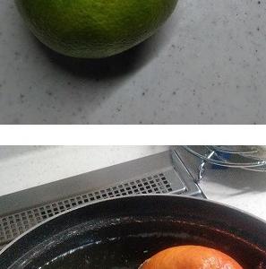 グレープフルーツを綺麗に剥く裏技(^^♪