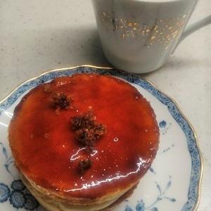 ローソンのブリュレパンケーキ (^^♪