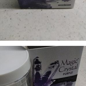マジッククリスタルを作りましょう(^^♪