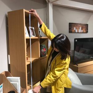オフィス家具下見@ニトリ渋谷公園通り店