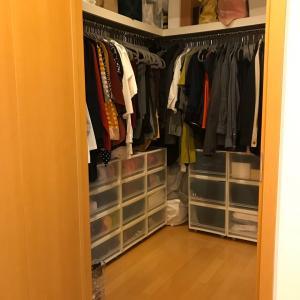 整理収納サポート、衣類。