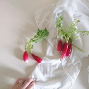 コスパ最強♪続 Fabric Plus ファブリックプラス◆湯上りガーゼタオル を使いまくる方法 メリットとデメリットの話 断面写真有 // バスタオル ハンドタオル キッチンタオル