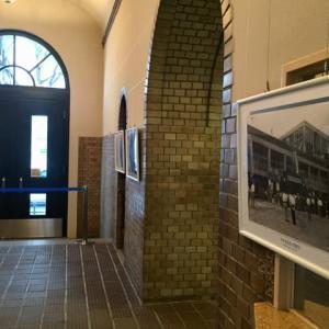 横浜都市発展記念館の「旧第一玄関」。