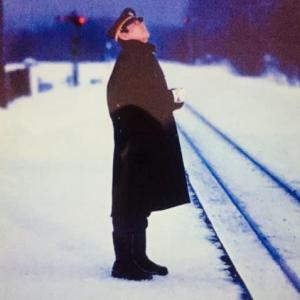 忘れられない健さんの主演作品「鉄道員(ぽっぽや)」。