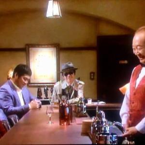 中村梅雀氏はBARのマスターがはまり役?!。