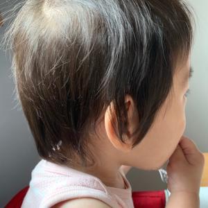 【長男1歳1ヶ月♡】初カット