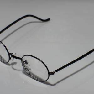 【福井眼鏡】金子眼鏡店でメタルフレームを買った話【井戸多美男作】