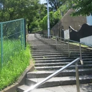 横浜山手坂道散歩