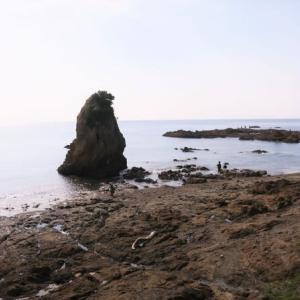 湘南海岸ポタリング(2)~秋谷立石海岸・葉山公園