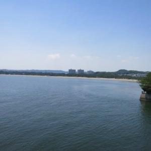 横浜海の公園散策