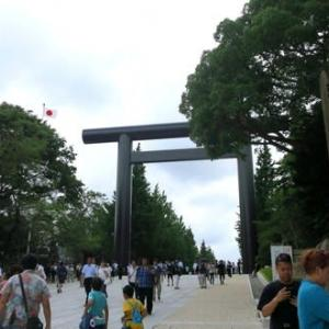 終戦記念日~靖国神社参拝