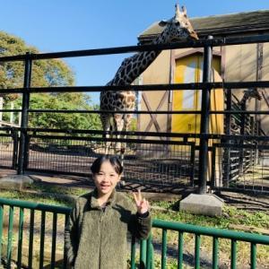 羽村動物園へ行きました