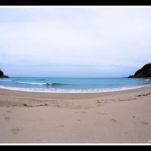 二位の浜海岸