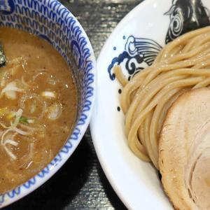 成田空港「日本の中華そば富田」でチャーシューつけ麺