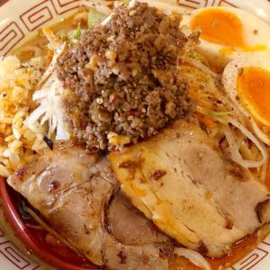 二郎の冷やし担々麺的な「ソウハチヤ」の冷やし坦々麻辣油