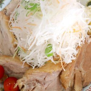 二郎インスパイヤ「赤ひげラーメン」の冷やし中華で肉とニンニクを200倍楽しむ!
