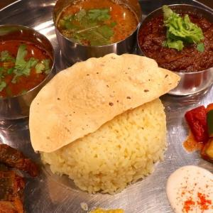 栄町「タンドールバル カルダモン」で南印度的定食・ヤラミールス