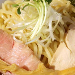 那覇「麺や堂幻」でさっぱり塩つけそば&こってりアグー豚焼き餃子
