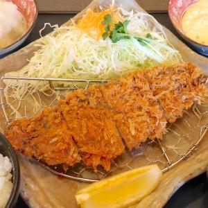「とんかつ太郎」で長崎県産天然アジを使ったアジフライ定食