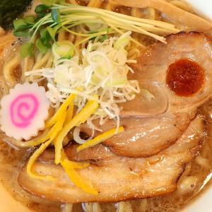 読谷「麺屋 シロサキ」でちょっと懐かしい限定麺・濃厚中華そば