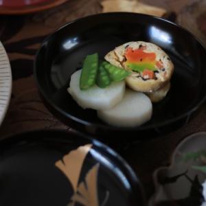 紅葉麩の信田巻煮@秋のおもてなしレッスン☆