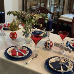 アメリカセレブのパーティー料理@ナンシークキングサロン☆